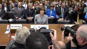 Will DOJ go after Lerner, IRS? Not likely, says Judicial Watch